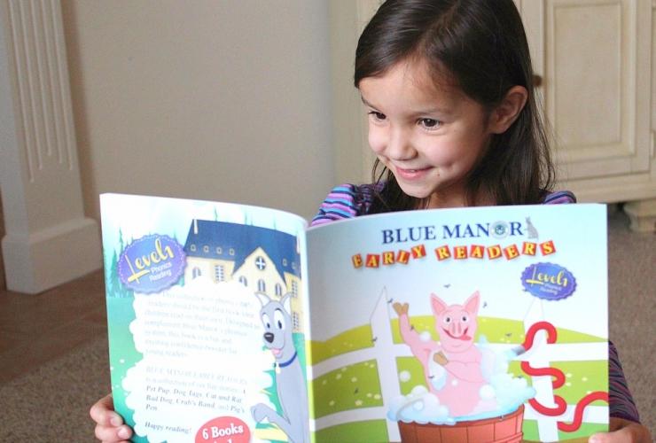 Christian Homeschool early readers