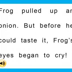 Frog's Snack (Samples 3)