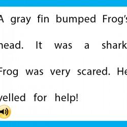 Frog's Swim (Sample 3)