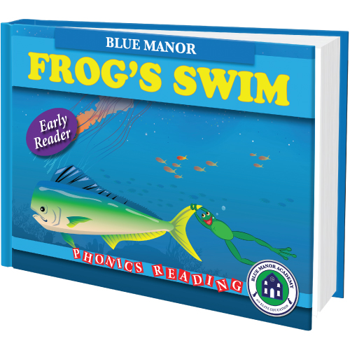 Frogs-Swim