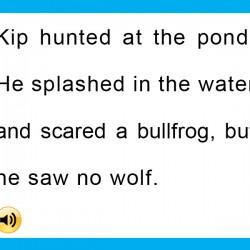 Kip's Hunt (Samples 3)