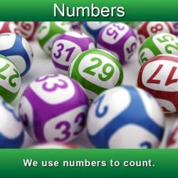 Numbers (Sample 1)