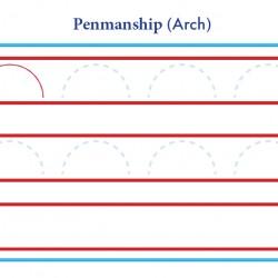 Penmanship (Sample 1)