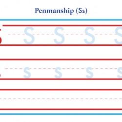 Penmanship (Sample 2)