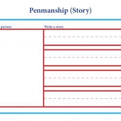 Penmanship (Sample 3)