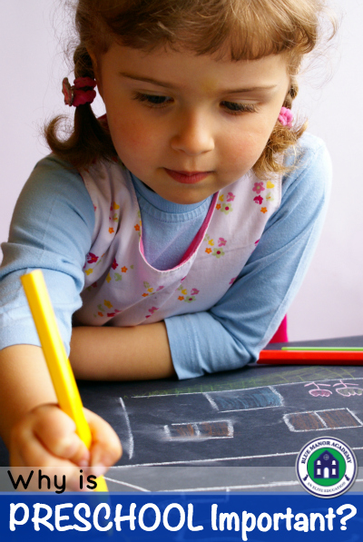 Why is preschool so important to a childs education