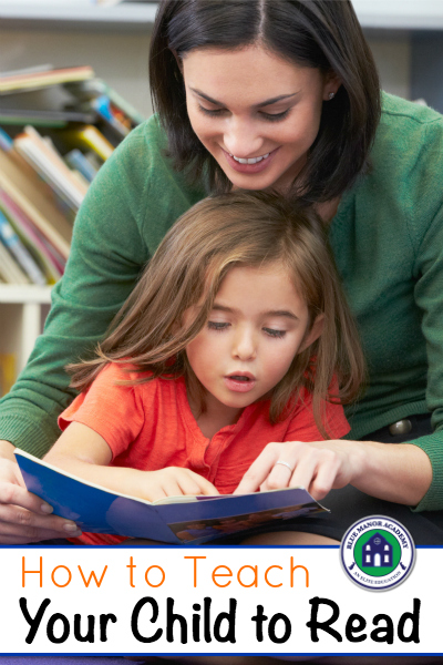How to Teach Your Child to Read - Simple steps and helpful tips!