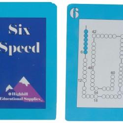 speed card