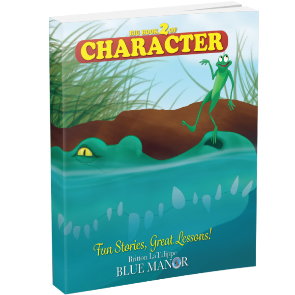 Big Book 2 of Character