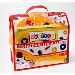 math kindergarten learning pallett