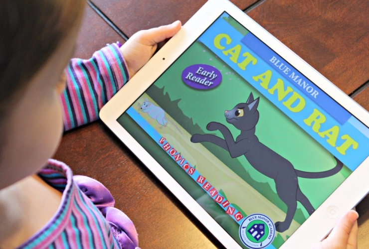 Christian preschool curriculum on ipad