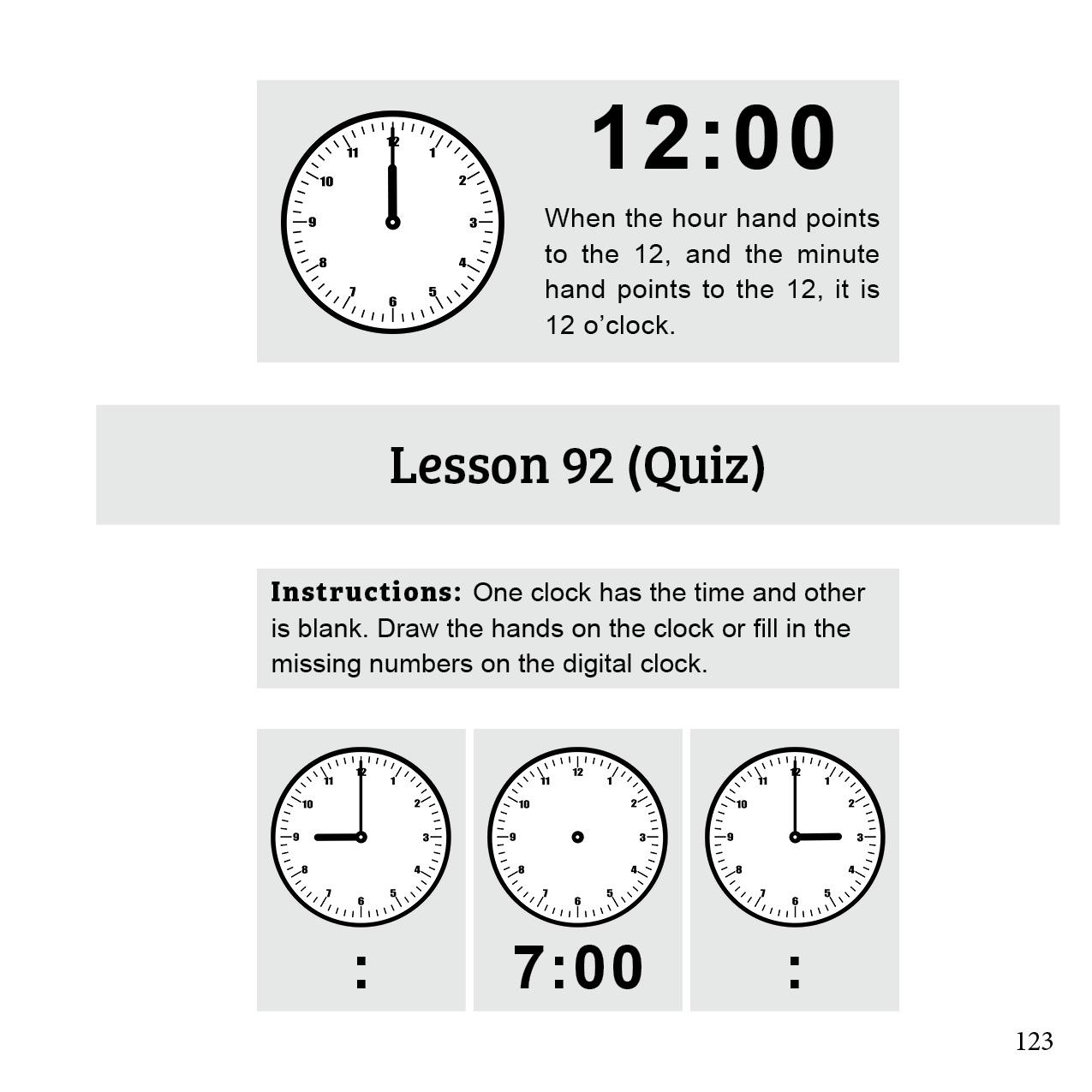 5-Minute Math (print)