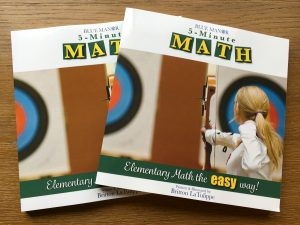 easy preschool math workbook