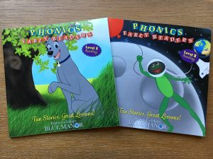 phonics early readers for preschool